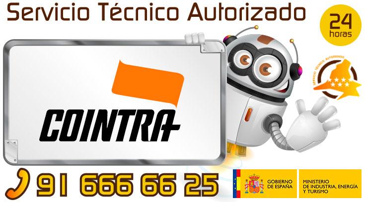 Servicio tecnico Cointra Madrid