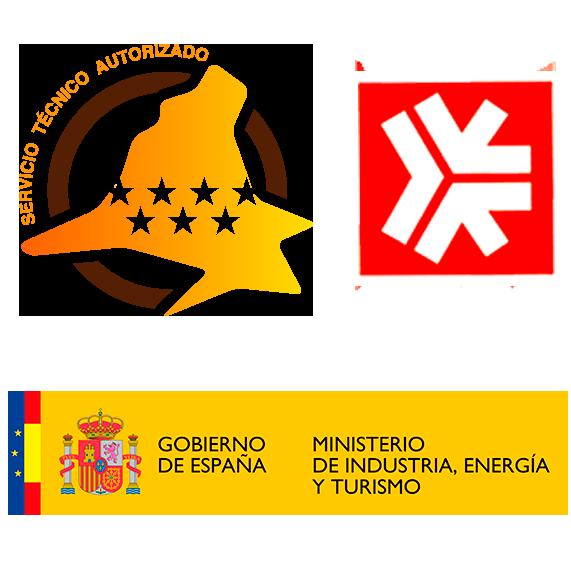 servicio tecnico calderas madrid autorizado por la comunidad de Madrid y el Ministerio de Industria