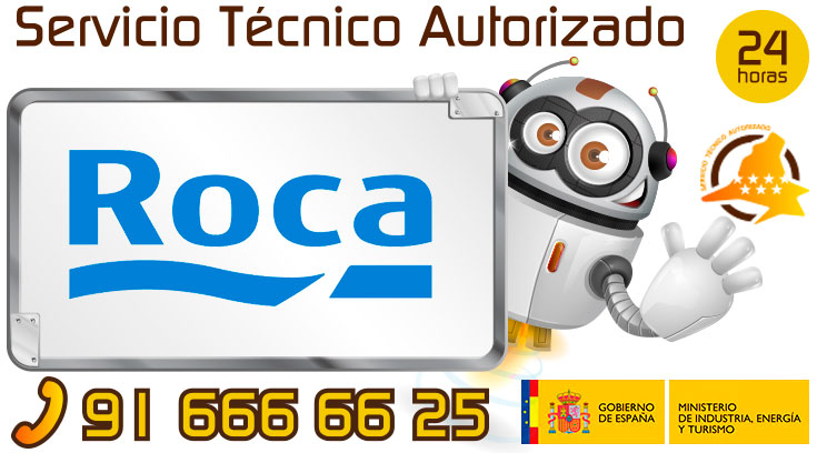 Servicio tecnico Roca Madrid