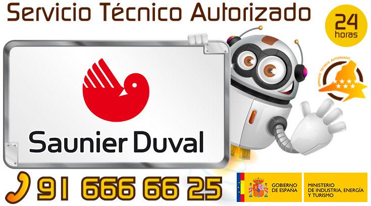 Servicio tecnico Saunier Duval Madrid