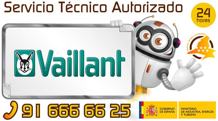 Servicio tecnico Vaillant Madrid