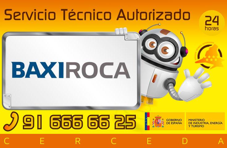 Servicio tecnico BaxiRoca Cerceda
