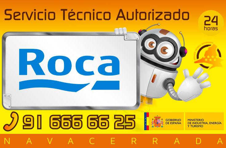 Servicio tecnico Roca Navacerrada