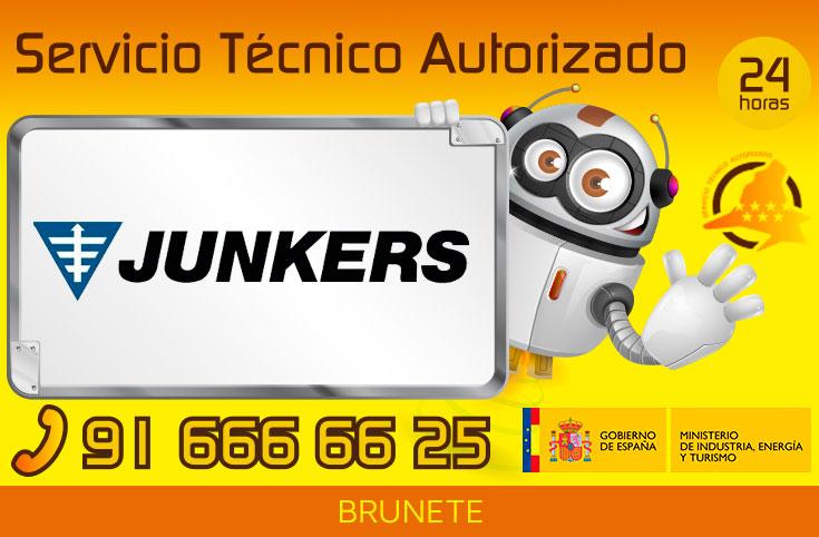 Servicio tecnico Junkers Brunete