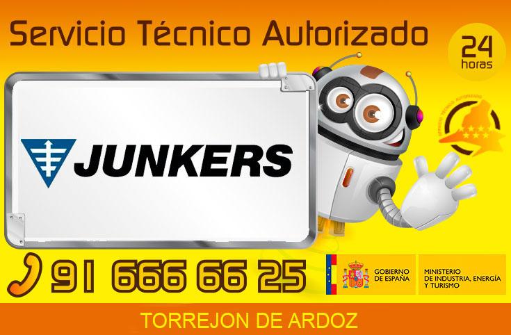 Servicio tecnico Junkers Torrejon de Ardoz