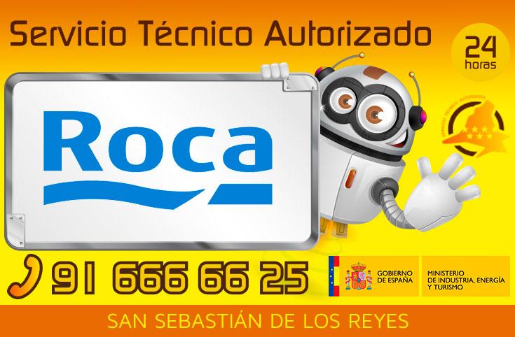 Servicio tecnico Roca San Sebastian de los Reyes