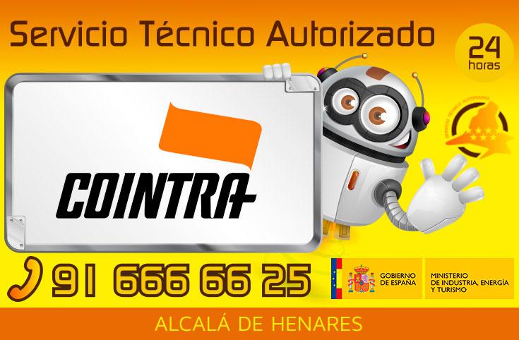 Servicio tecnico calderas Cointra Alcala de Henares