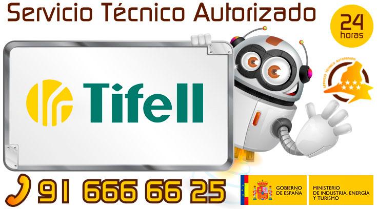 Servicio tecnico calderas Tifell Madrid