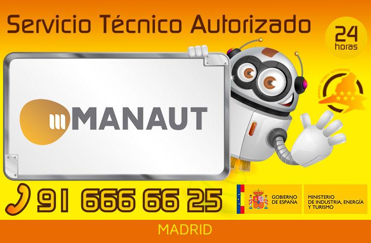 Servicio tecnico calderas Manaut Madrid