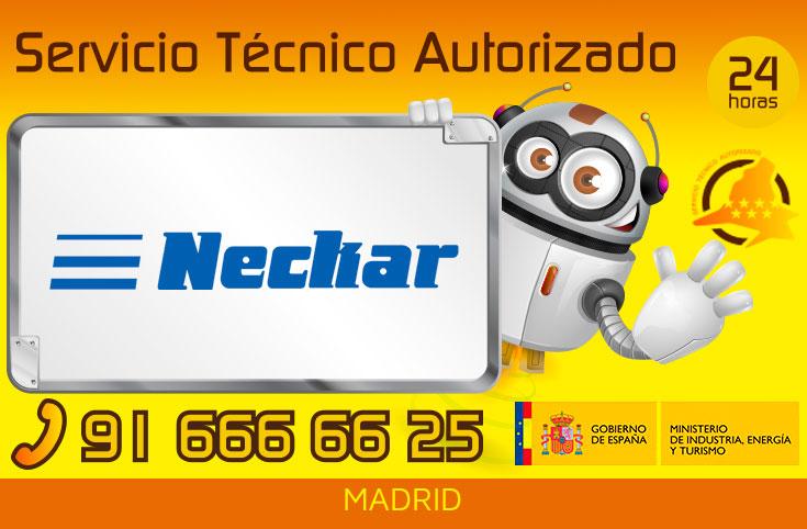 Servicio Técnico calderas Neckar Madrid