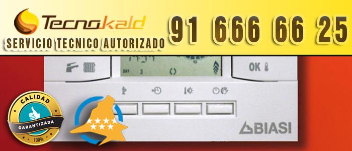Nuevos termostatos modulantes Biasi