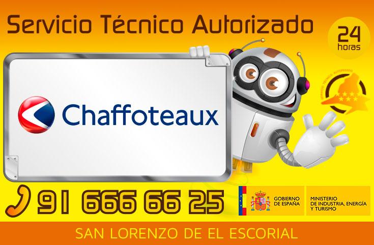 Servicio técnico calderas Chaffoteaux en Madrid