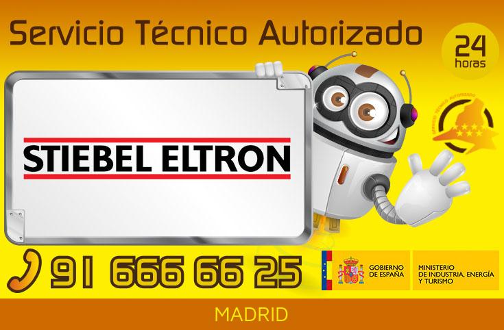 Servicio Técnico Bombas de Calor Stiebel Eltron en Madrid