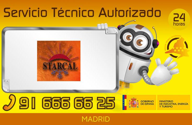 Servicio Técnico Calderas Starcal en Madrid