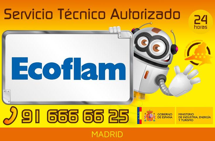 Servicio Técnico Ecoflam en Madrid