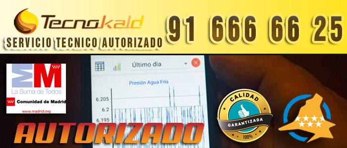App para controlar el estado de las calderas de los for Servicio tecnico grohe madrid