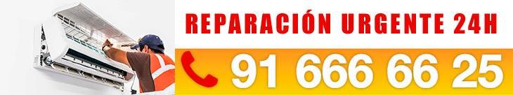 oficina central servicio Técnico aire acondicionado en Madrid